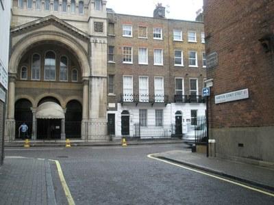 West London Synagogue of British Jews