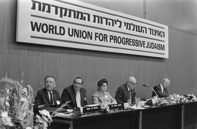 World Union for Progressive Judaism, Amsterdam 1970