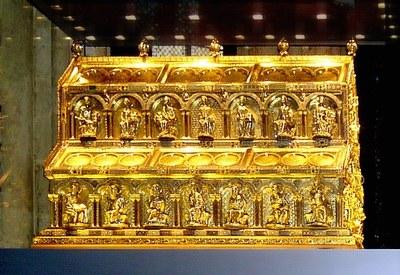 Dreikönigsschrein im Kölner Dom