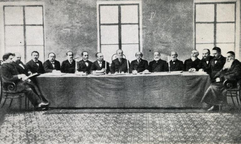 Kahal in Warschau 1894 IMG