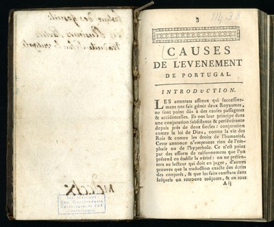 Causes de l'évènement de Portugal (1759) IMG