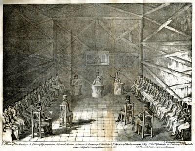 Initiation of a Carbonaro (ca. 1821) IMG