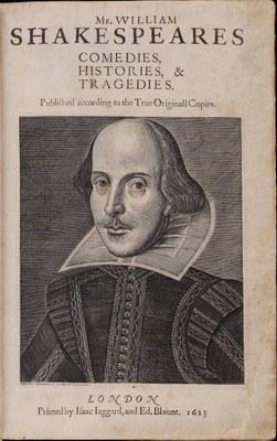 Shakespeares Comedies etc 1623 IMG