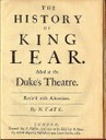 The History of King Lear 1681 IMG