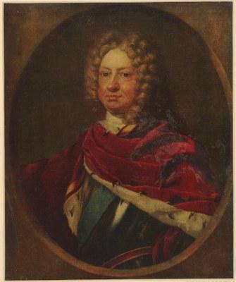 Jakob Christoph Le Blon (1667–1741): Portrait of King George I (1660–1727), Mezzotinto nach einem Gemälde von Sir Godfrey Kneller, 1721; Bildquelle: British Museum, http://www.britishmuseum.org/research/search_the_collection_database/search_object_details.aspx?objectId=1502761&partId=1.