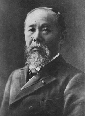 Fotograf: Rekidai Shusho tou Shashin, National Diet Library, Japan, Bildquelle: http://www.ndl.go.jp/portrait/e/datas/12.html?c=3