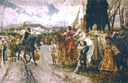 Francisco Pradilla Ortiz, The Capitulation of Granada, 1882 IMG