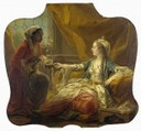 Madame Pompadour als Sultanin IMG