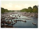 Henley Regatta, photomechanischer Druck, 1905, unbekannter Photograph, Detroit Publishing Co., Catalogue J foreign section, Detroit, Mich.; Bildquelle: Library of Congress, Prints and Photographs Division Washington, http://hdl.loc.gov/loc.pnp/ppmsc.08586.