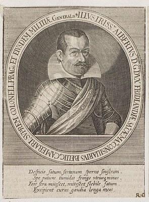Albrecht von Waldstein (Wallenstein)