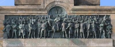 Niederwalddenkmal – Wacht am Rhein