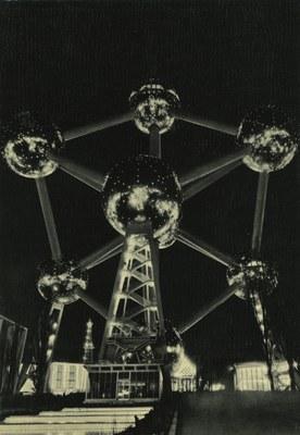 Atomium: la nuit