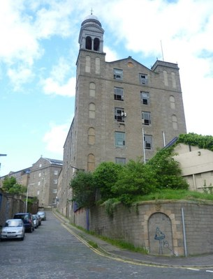 Lower Dens Mill, St. Roques Lane, Dundee