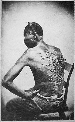 Sklaverei in Louisiana, USA, 1863